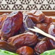 Stock Photo: Dates of Tunisia