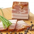 Bacon of Tirol — Stock Photo