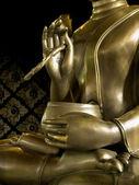 Hand buddha — Stock Photo