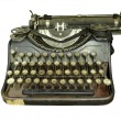 Foto Stock: Old typewriter