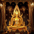 Stock Photo: Idols of Lord Buddhmost beautiful in Thailand