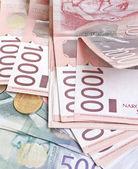 Serbischer dinar — Stockfoto