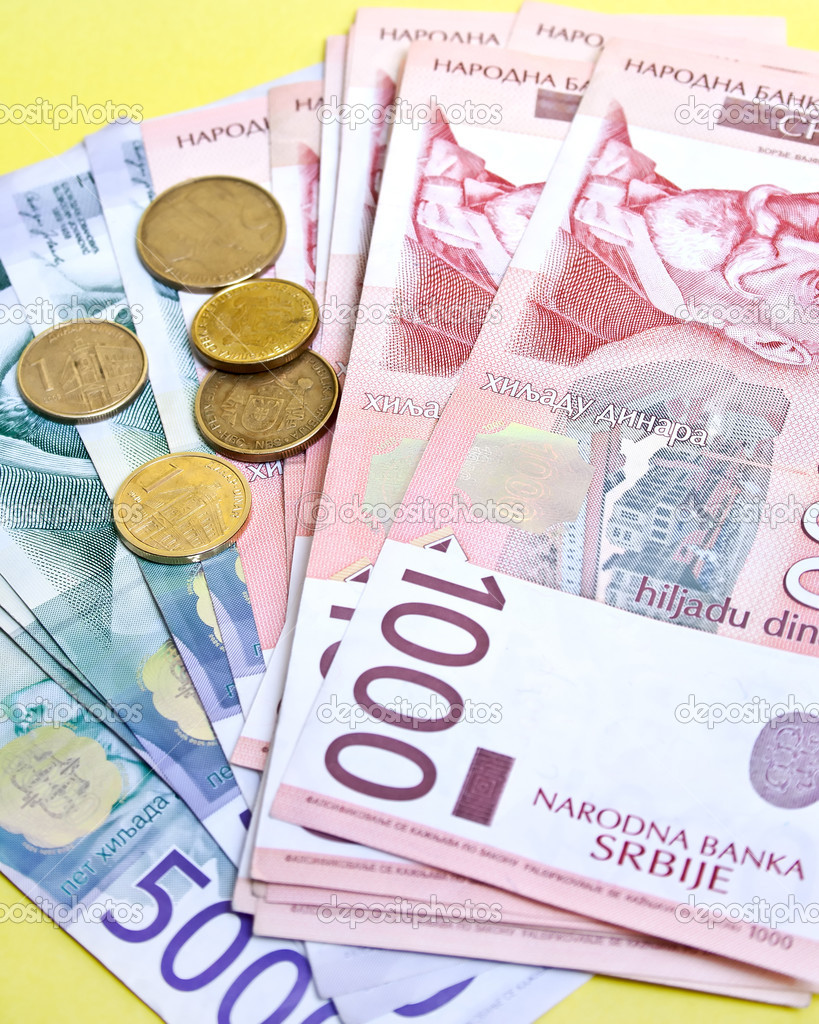 What Currency Does Serbia Use Dubbed Deutsch