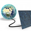 Solar Energy — Stock Photo #4278558