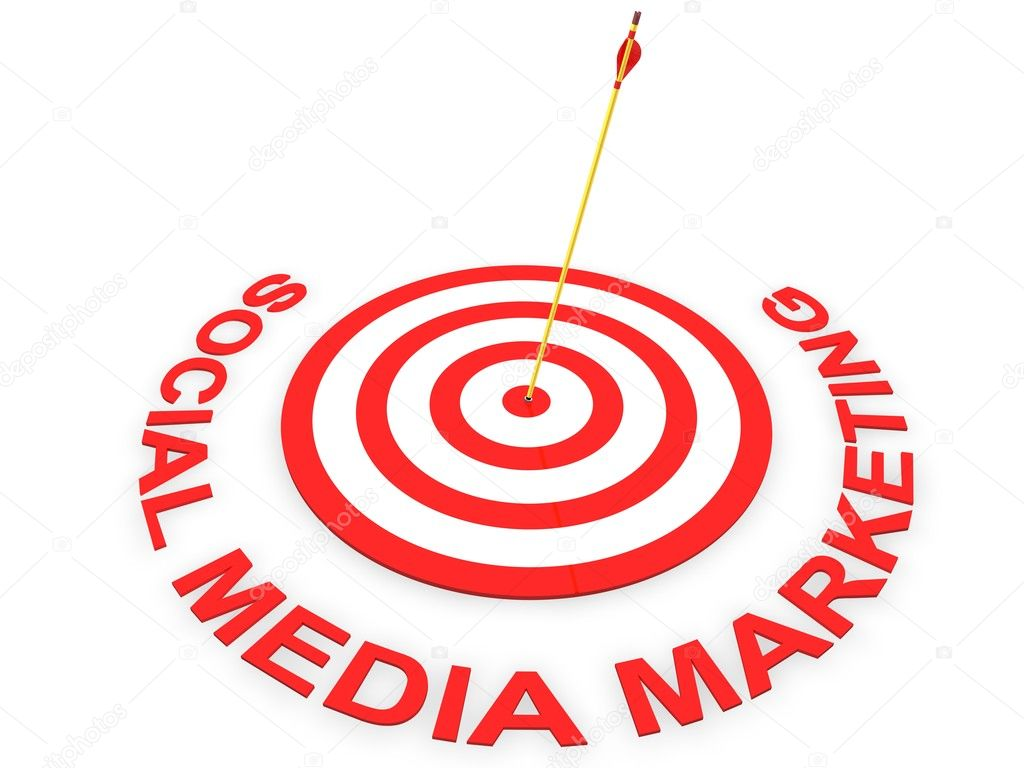 Social Media Marketing — Stock Photo #4395836