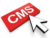 Content Management System — Stock Photo
