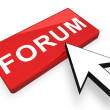 Stock Photo: Forum Concept