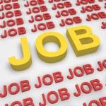 Job concept — Stock Photo