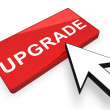 Online Upgrade — Stock Photo