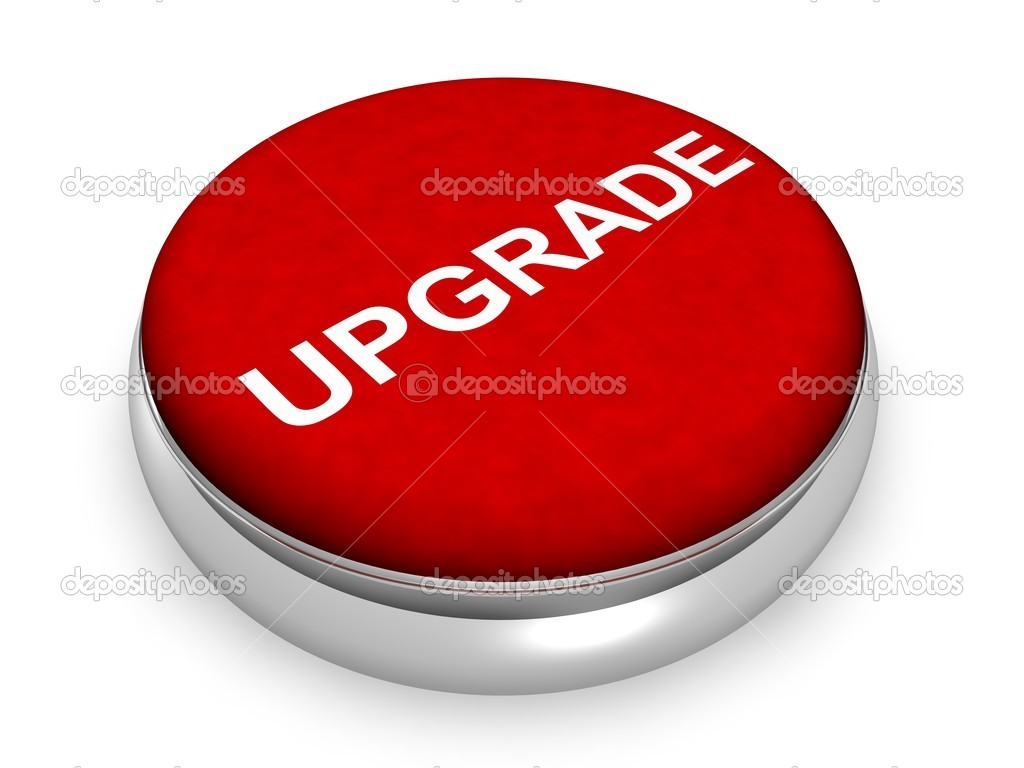 Online Upgrade — Stock Photo #4556715