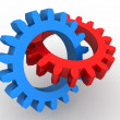 Gears concept — Stock Photo #4730382