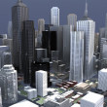 City concept — Stock Photo #5213455