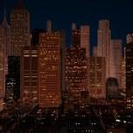 City concept — Stock Photo #5220797
