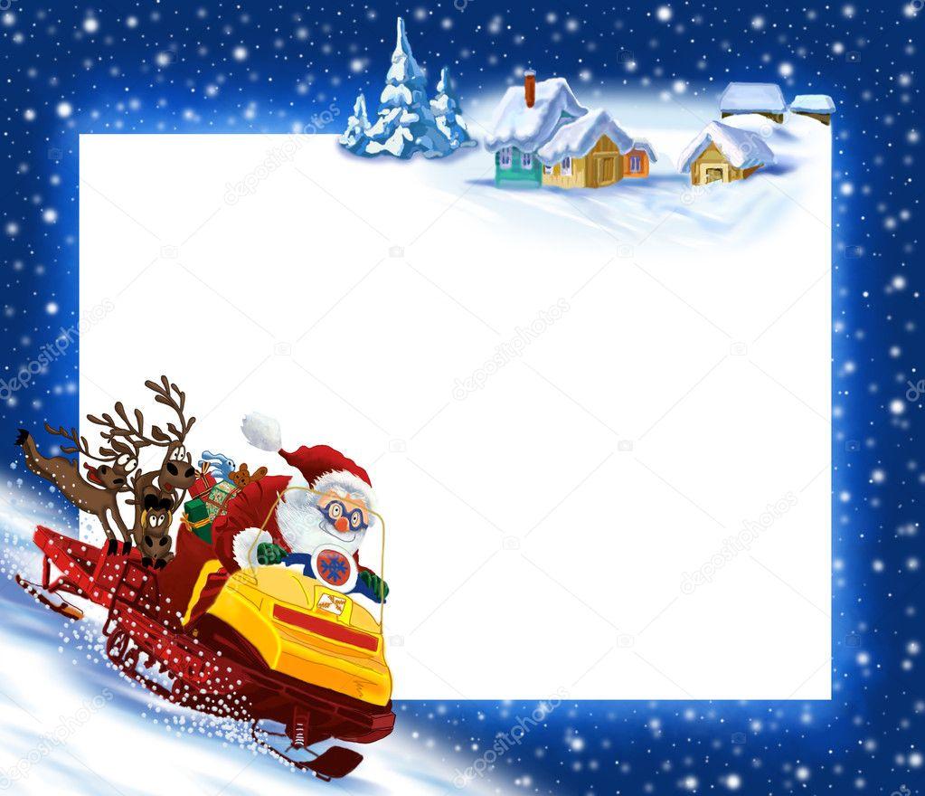 Santa Letter Backgrounds Background Santa Claus ca