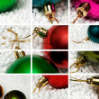 Stock Photo: Christmas theme composition