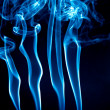 Stock Photo: Cold smoke