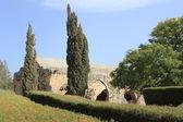 Ruinas medievales — Foto de Stock