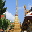 Grand Palace, Bangkok — Stock Photo #5282966
