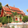 Buddhist Temple in Thailand — Photo
