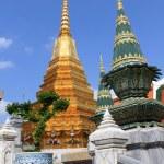 Grand Palace, Bangkok — Stock Photo