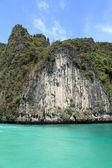 Isola di phi phi, thailandia — Foto Stock