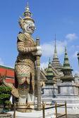 Grand palace, bangkok — Stockfoto