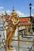 宏伟的宫殿、 曼谷 — 图库照片