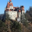 Bran Castle, Romania — Foto Stock