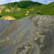 Stock Photo: Muddy volcano