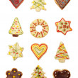 Christmas cookies — Stock Photo #4018822