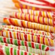 Twisted candy — Stock Photo