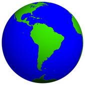 地球地球 — 图库照片