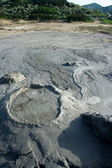 Muddy volcano — Stock Photo