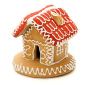 Cookie house — Stock Photo