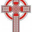 Celtic cross - Image vectorielle