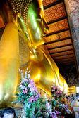 Lying buddha — Stok fotoğraf