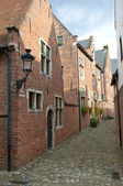 Grand beguinage leuven — Stock Photo
