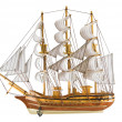 Stock Photo: Frigate