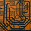 Microcircuit — Stock Photo #4023240