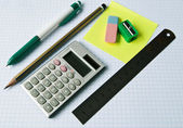 Office equipment — Stock Photo