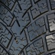 Tire. Brand new — Stock Photo #4971871