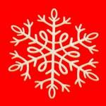 Snowflake — Stock Photo #4975955