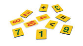 Mathematical actions — Stock Photo