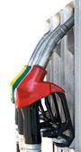 Gas pumps — Stock Photo