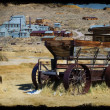 Photo: Photo bodie national state park, ca, usa