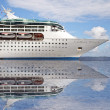 Ocean sea cruise ship - 图库照片