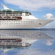 Ocean sea cruise ship - Stock Photo
