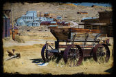 Photo bodie national state park, ca, usa — Stock Photo