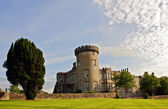 Capture of vibrant irish castle in county clare — Foto de Stock