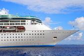 Capture d'un paquebot ocean liner — Photo